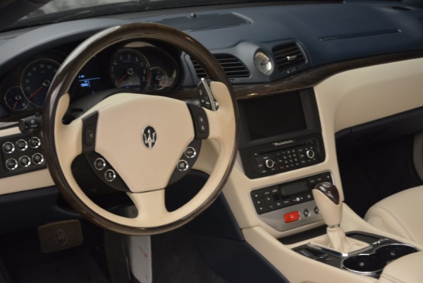 Used 2016 Maserati GranTurismo for sale Sold at Aston Martin of Greenwich in Greenwich CT 06830 25