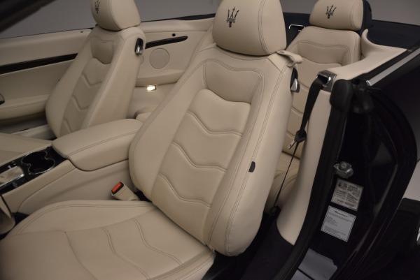 Used 2016 Maserati GranTurismo for sale Sold at Aston Martin of Greenwich in Greenwich CT 06830 28