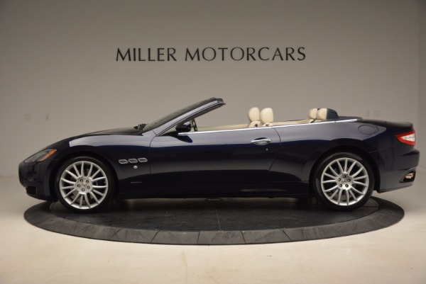 Used 2016 Maserati GranTurismo for sale Sold at Aston Martin of Greenwich in Greenwich CT 06830 3