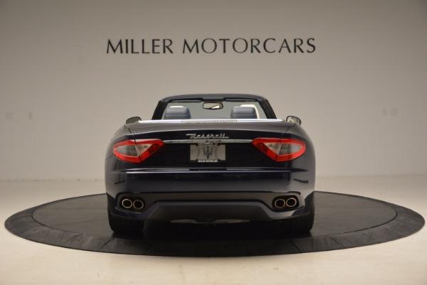 Used 2016 Maserati GranTurismo for sale Sold at Aston Martin of Greenwich in Greenwich CT 06830 6