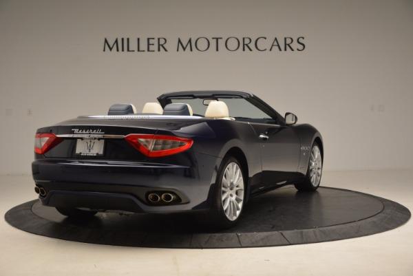 Used 2016 Maserati GranTurismo for sale Sold at Aston Martin of Greenwich in Greenwich CT 06830 7