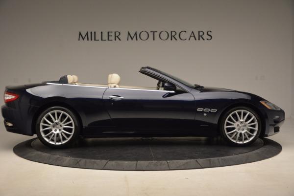 Used 2016 Maserati GranTurismo for sale Sold at Aston Martin of Greenwich in Greenwich CT 06830 8