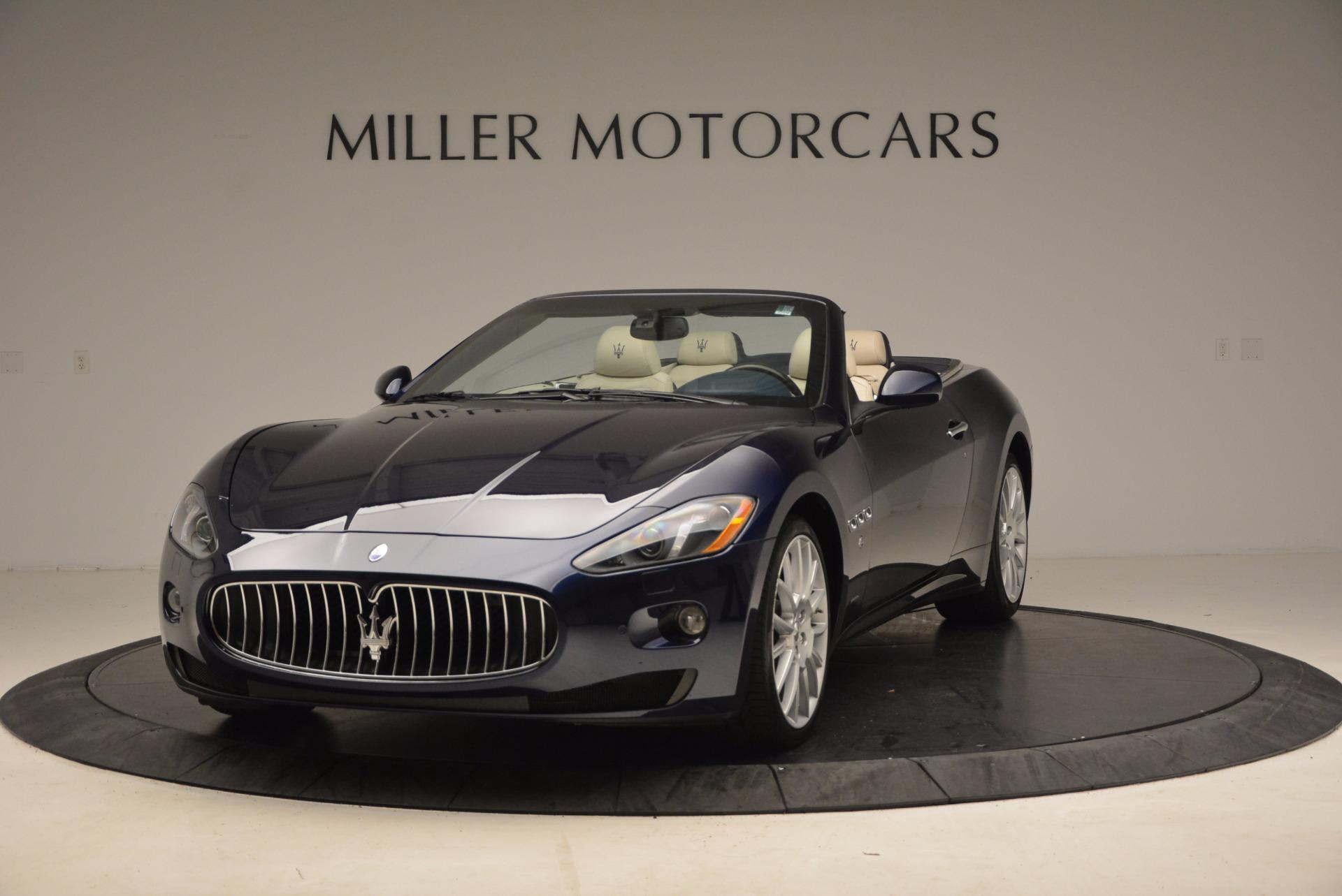 Used 2016 Maserati GranTurismo for sale Sold at Aston Martin of Greenwich in Greenwich CT 06830 1