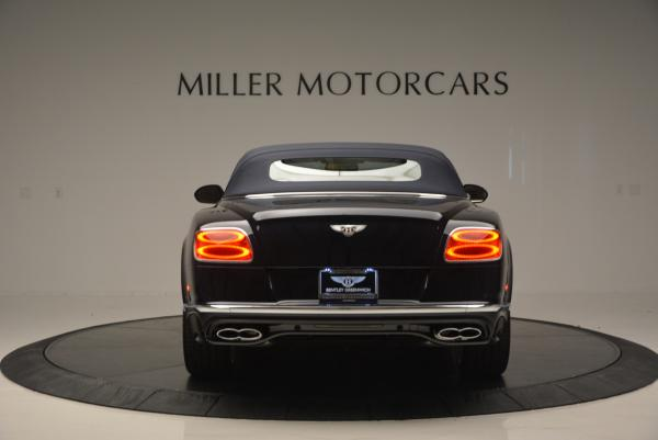 Used 2016 Bentley Continental GT V8 S Convertible for sale Sold at Aston Martin of Greenwich in Greenwich CT 06830 18
