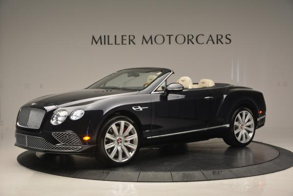 Used 2016 Bentley Continental GT V8 S Convertible for sale Sold at Aston Martin of Greenwich in Greenwich CT 06830 2