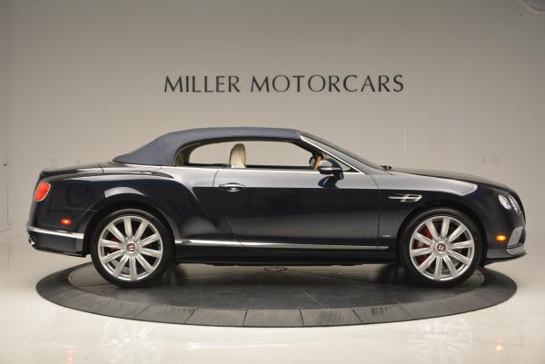 Used 2016 Bentley Continental GT V8 S Convertible for sale Sold at Aston Martin of Greenwich in Greenwich CT 06830 21