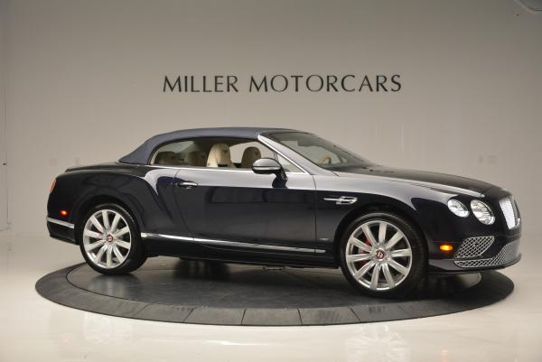 Used 2016 Bentley Continental GT V8 S Convertible for sale Sold at Aston Martin of Greenwich in Greenwich CT 06830 22