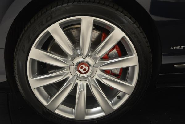 Used 2016 Bentley Continental GT V8 S Convertible for sale Sold at Aston Martin of Greenwich in Greenwich CT 06830 28