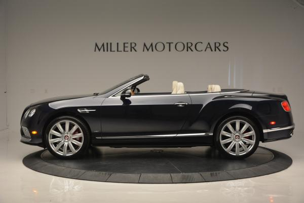 Used 2016 Bentley Continental GT V8 S Convertible for sale Sold at Aston Martin of Greenwich in Greenwich CT 06830 3