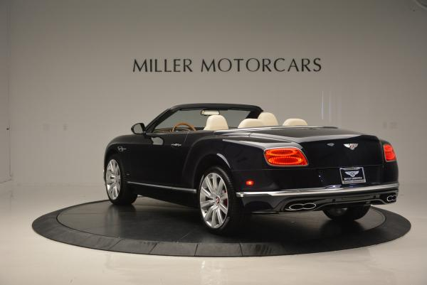 Used 2016 Bentley Continental GT V8 S Convertible for sale Sold at Aston Martin of Greenwich in Greenwich CT 06830 5