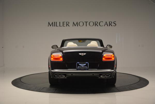 Used 2016 Bentley Continental GT V8 S Convertible for sale Sold at Aston Martin of Greenwich in Greenwich CT 06830 6