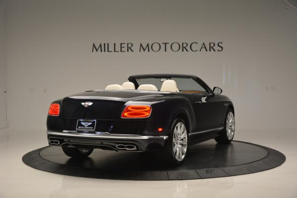 Used 2016 Bentley Continental GT V8 S Convertible for sale Sold at Aston Martin of Greenwich in Greenwich CT 06830 7