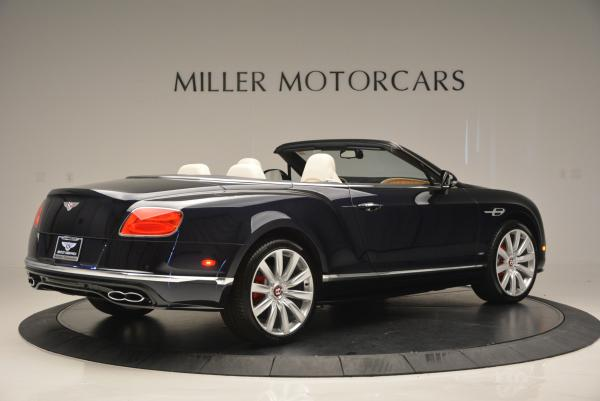 Used 2016 Bentley Continental GT V8 S Convertible for sale Sold at Aston Martin of Greenwich in Greenwich CT 06830 8