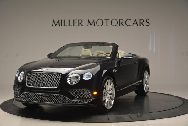 Used 2016 Bentley Continental GT V8 S Convertible for sale Sold at Aston Martin of Greenwich in Greenwich CT 06830 1