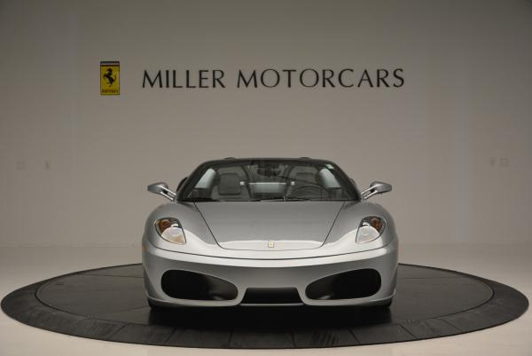 Used 2005 Ferrari F430 Spider for sale Sold at Aston Martin of Greenwich in Greenwich CT 06830 12