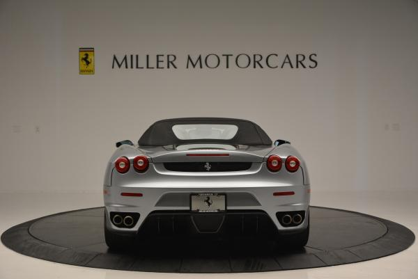 Used 2005 Ferrari F430 Spider for sale Sold at Aston Martin of Greenwich in Greenwich CT 06830 18