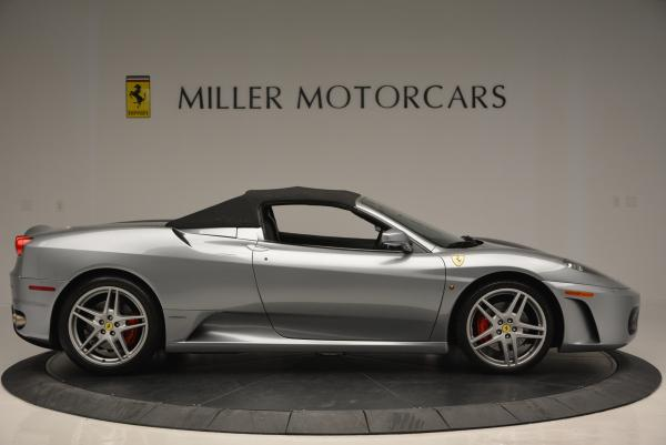 Used 2005 Ferrari F430 Spider for sale Sold at Aston Martin of Greenwich in Greenwich CT 06830 21