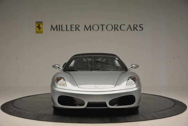 Used 2005 Ferrari F430 Spider for sale Sold at Aston Martin of Greenwich in Greenwich CT 06830 24