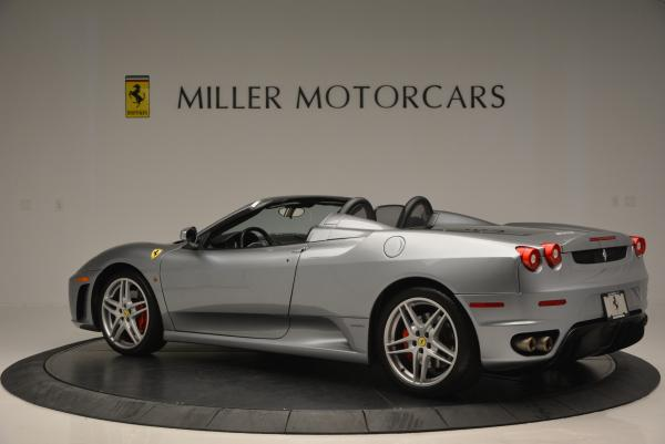 Used 2005 Ferrari F430 Spider for sale Sold at Aston Martin of Greenwich in Greenwich CT 06830 4