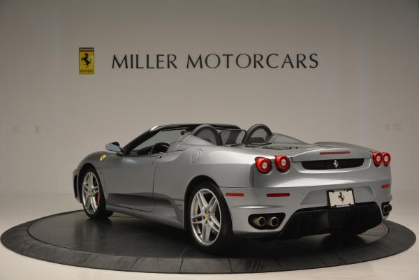 Used 2005 Ferrari F430 Spider for sale Sold at Aston Martin of Greenwich in Greenwich CT 06830 5