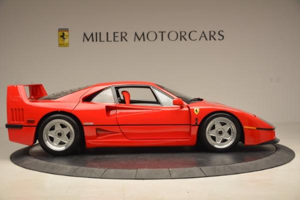 Used 1992 Ferrari F40 for sale Sold at Aston Martin of Greenwich in Greenwich CT 06830 10