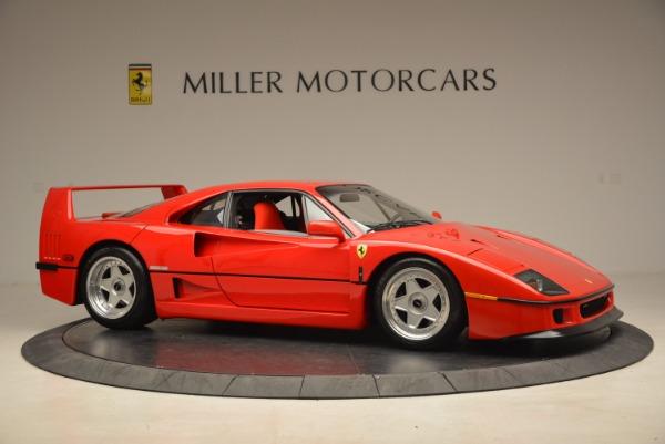 Used 1992 Ferrari F40 for sale Sold at Aston Martin of Greenwich in Greenwich CT 06830 11
