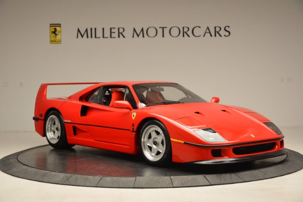 Used 1992 Ferrari F40 for sale Sold at Aston Martin of Greenwich in Greenwich CT 06830 12