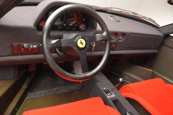 Used 1992 Ferrari F40 for sale Sold at Aston Martin of Greenwich in Greenwich CT 06830 16