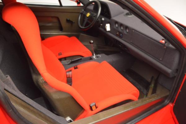 Used 1992 Ferrari F40 for sale Sold at Aston Martin of Greenwich in Greenwich CT 06830 17