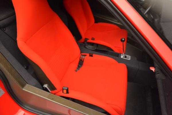 Used 1992 Ferrari F40 for sale Sold at Aston Martin of Greenwich in Greenwich CT 06830 18
