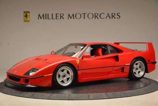 Used 1992 Ferrari F40 for sale Sold at Aston Martin of Greenwich in Greenwich CT 06830 2