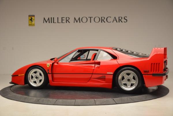 Used 1992 Ferrari F40 for sale Sold at Aston Martin of Greenwich in Greenwich CT 06830 4
