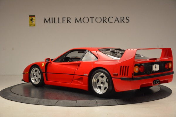 Used 1992 Ferrari F40 for sale Sold at Aston Martin of Greenwich in Greenwich CT 06830 5