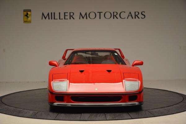 Used 1992 Ferrari F40 for sale Sold at Aston Martin of Greenwich in Greenwich CT 06830 6