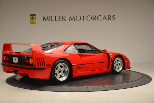 Used 1992 Ferrari F40 for sale Sold at Aston Martin of Greenwich in Greenwich CT 06830 9