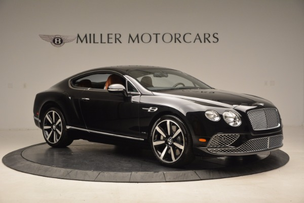 New 2017 Bentley Continental GT W12 for sale Sold at Aston Martin of Greenwich in Greenwich CT 06830 10