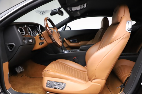 New 2017 Bentley Continental GT W12 for sale Sold at Aston Martin of Greenwich in Greenwich CT 06830 17