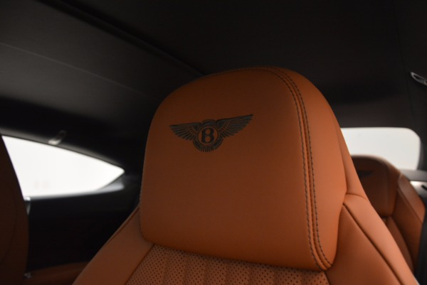 New 2017 Bentley Continental GT W12 for sale Sold at Aston Martin of Greenwich in Greenwich CT 06830 19