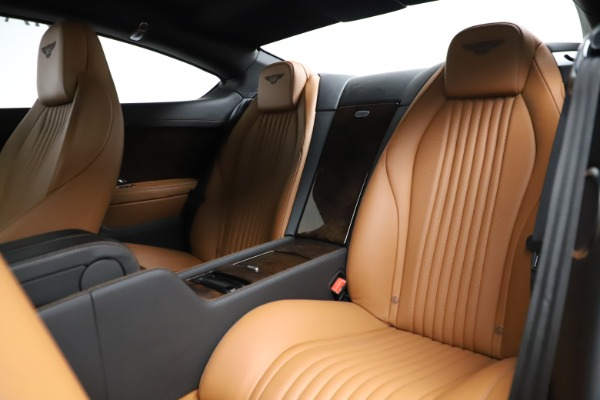 New 2017 Bentley Continental GT W12 for sale Sold at Aston Martin of Greenwich in Greenwich CT 06830 20