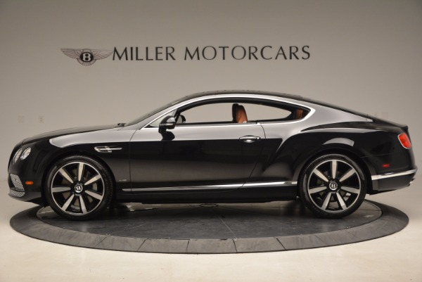 New 2017 Bentley Continental GT W12 for sale Sold at Aston Martin of Greenwich in Greenwich CT 06830 3