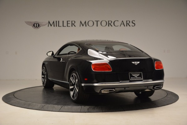 New 2017 Bentley Continental GT W12 for sale Sold at Aston Martin of Greenwich in Greenwich CT 06830 5