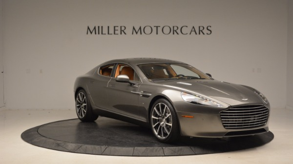 New 2017 Aston Martin Rapide S Shadow Edition for sale Sold at Aston Martin of Greenwich in Greenwich CT 06830 11