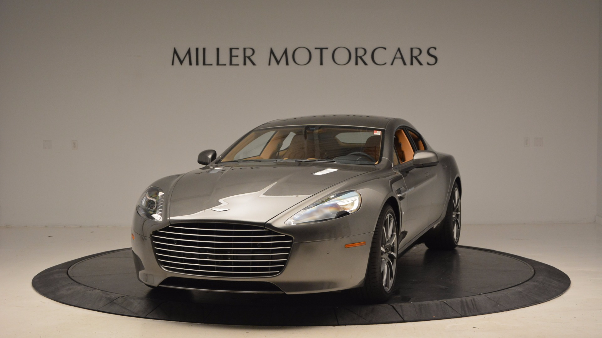 New 2017 Aston Martin Rapide S Shadow Edition for sale Sold at Aston Martin of Greenwich in Greenwich CT 06830 1