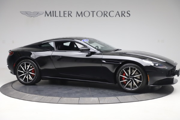 Used 2017 Aston Martin DB11 V12 Coupe for sale $135,900 at Aston Martin of Greenwich in Greenwich CT 06830 10