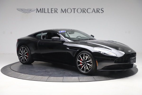 Used 2017 Aston Martin DB11 V12 Coupe for sale $135,900 at Aston Martin of Greenwich in Greenwich CT 06830 11