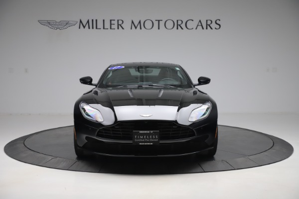 Used 2017 Aston Martin DB11 V12 Coupe for sale $135,900 at Aston Martin of Greenwich in Greenwich CT 06830 12