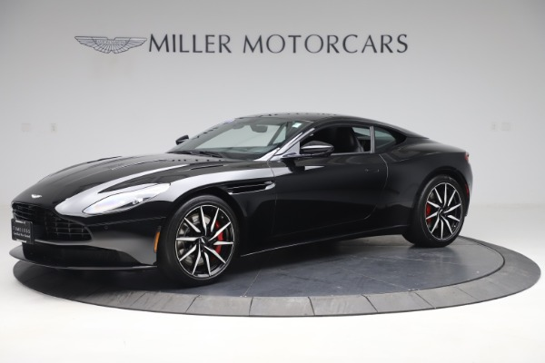Used 2017 Aston Martin DB11 V12 Coupe for sale $135,900 at Aston Martin of Greenwich in Greenwich CT 06830 2