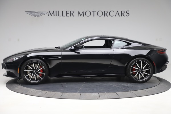 Used 2017 Aston Martin DB11 V12 Coupe for sale $135,900 at Aston Martin of Greenwich in Greenwich CT 06830 3