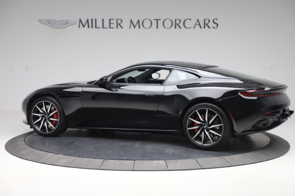 Used 2017 Aston Martin DB11 V12 Coupe for sale $135,900 at Aston Martin of Greenwich in Greenwich CT 06830 4