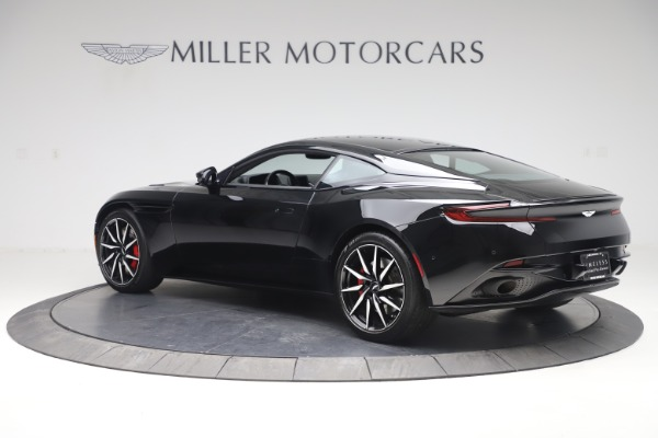 Used 2017 Aston Martin DB11 V12 Coupe for sale $135,900 at Aston Martin of Greenwich in Greenwich CT 06830 5